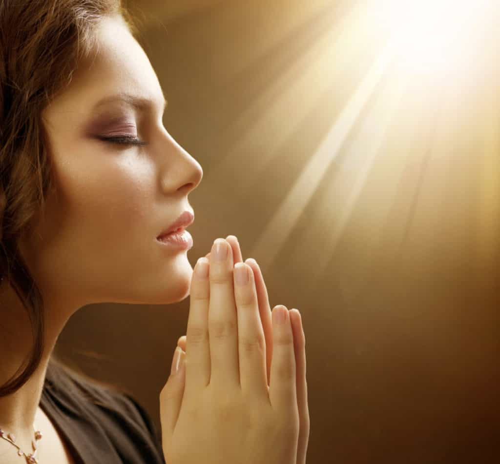 Enter Into God's Presence Through Prayer